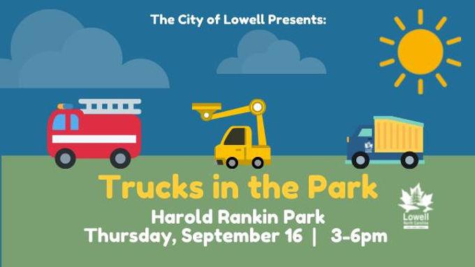 Trucks in the Park