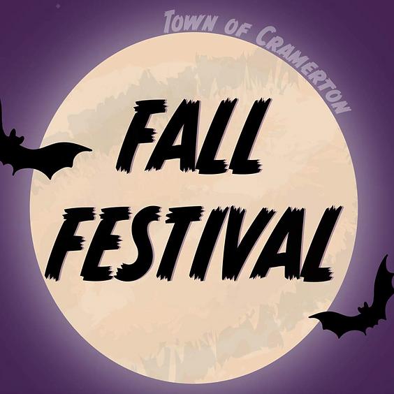 Cramerton Fall Festival