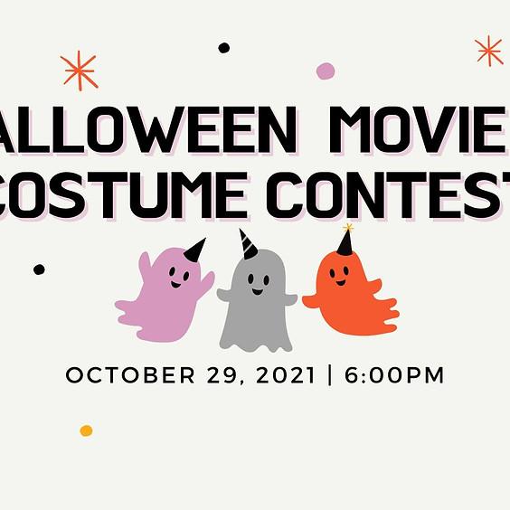 Halloween Movie & Costume Contest