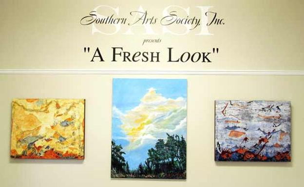 A Fresh Look 2021 art exhibit