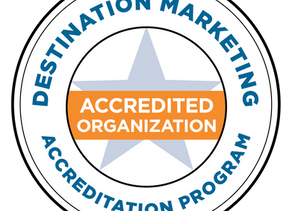 Gaston County Travel & Tourism Receives DMAP Designation