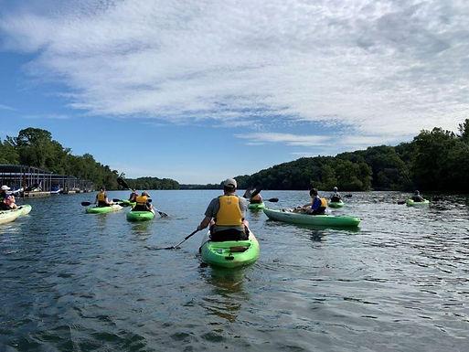 Kayak Eco-tour