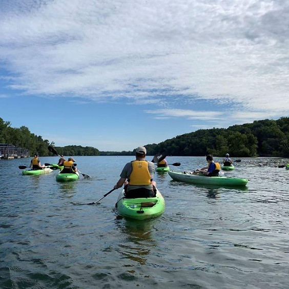 Date Night Picnic and Paddle Along the Catawba River