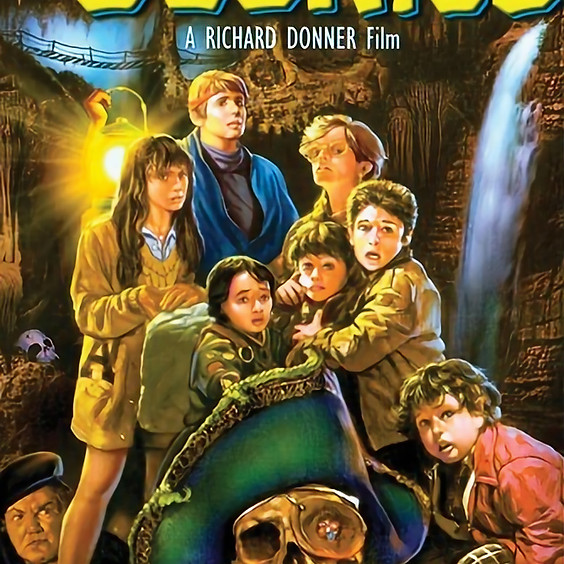Movies on the Lawn  The Goonies