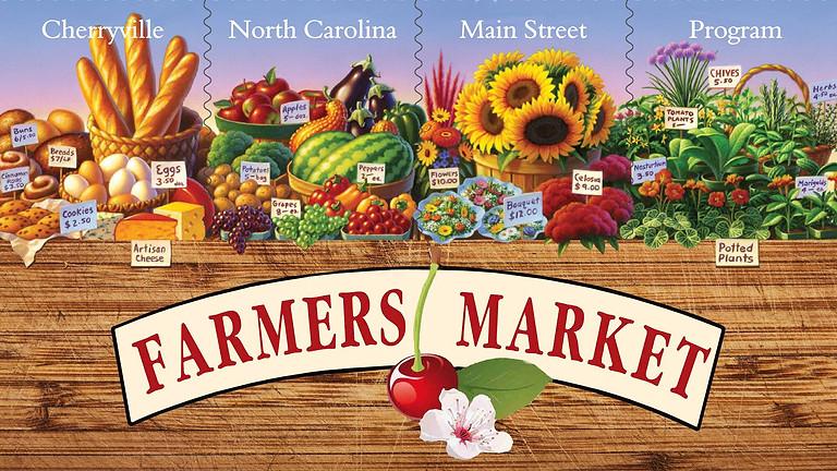 City of Cherryville Farmers Market