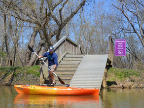 On the Water in Gaston County