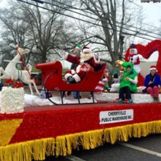 Cherryville Christmas Parade