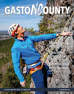 Gaston County Visitor Guide 2020 Cover.j