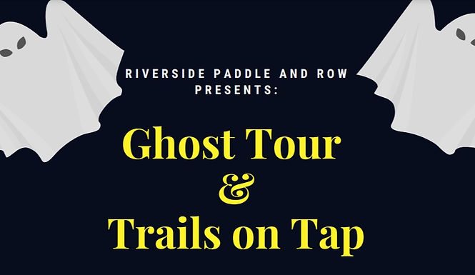Ghost Tour & Trails on Tap