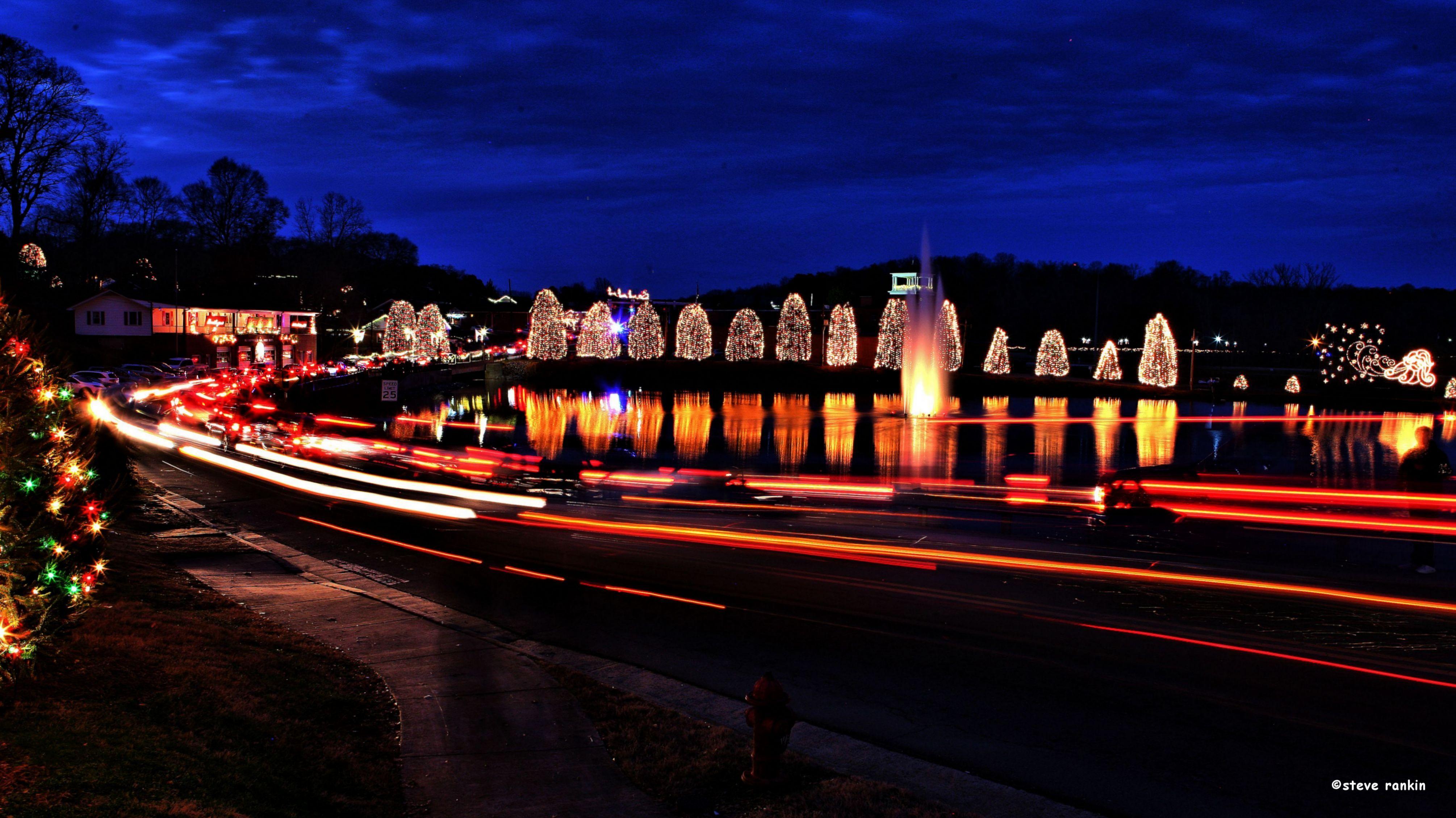 Christmastown USA Lake McAdenville