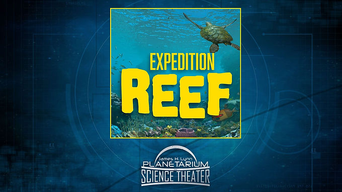 Expedition Reef: Planetarium Show