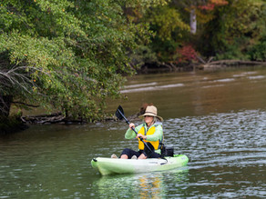 Wilderness and Waterways: A Guide to Paddling in Gaston County