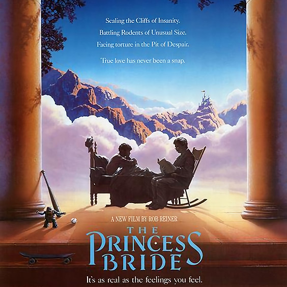 Movies on the Lawn: The Princess Bride