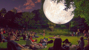 MOONLIGHT ON MAIN in Belmont  Art-centric fun this October