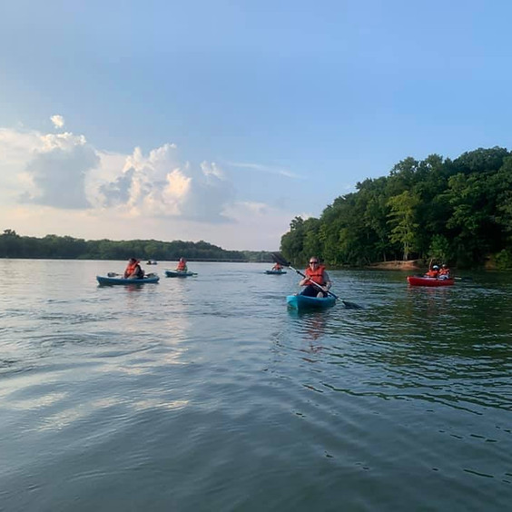 History Kayak Tour on the South Fork River