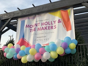 Mt Holly and the Makers is Back!