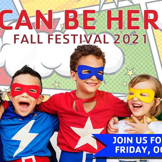 Stowe Family YMCA Fall Festival