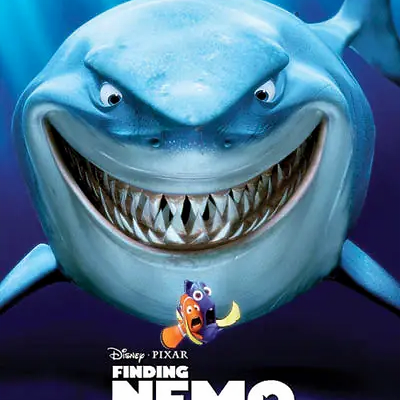 Movies on the Lawn  Finding Nemo
