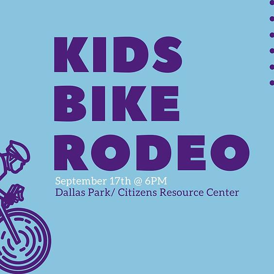 Kids Bike Rodeo