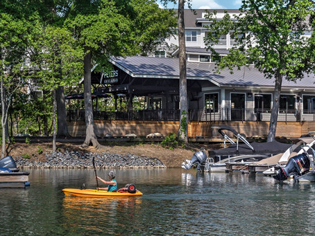 Waterfront Views on The Catawba & Lake Wylie in Gaston County