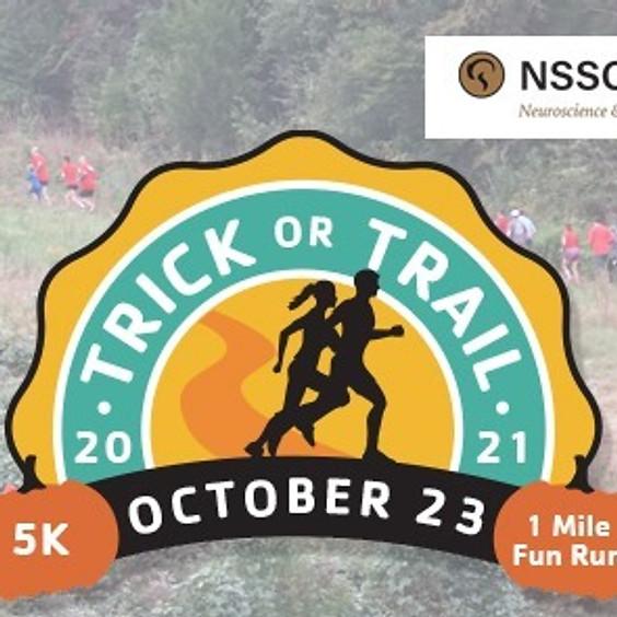 Trick-Or-Trail 5K and Fun Run