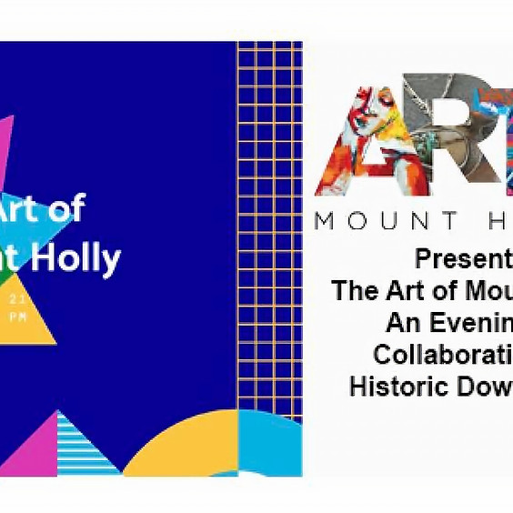 The Art of Mount Holly: A Collaboration!