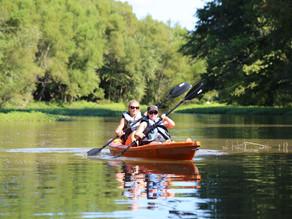 Catawba River - Paddling