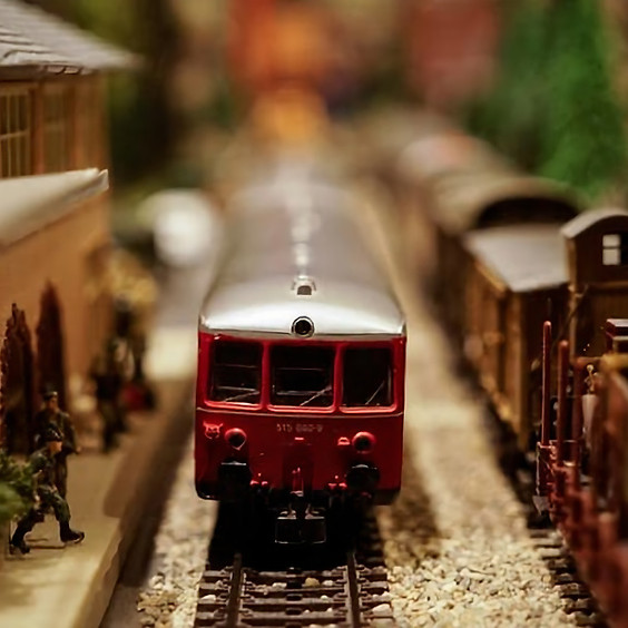 Toys, Games and Trains