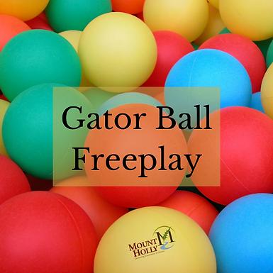Gator Ball Free Play