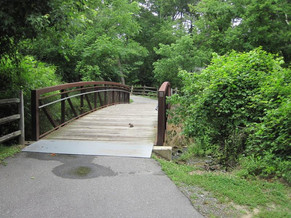 Gastonia Greenway Extended Through Town in Gaston County