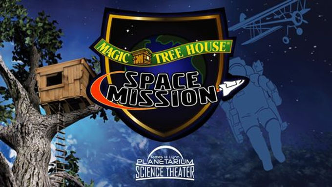 The Magic Treehouse Space Mission