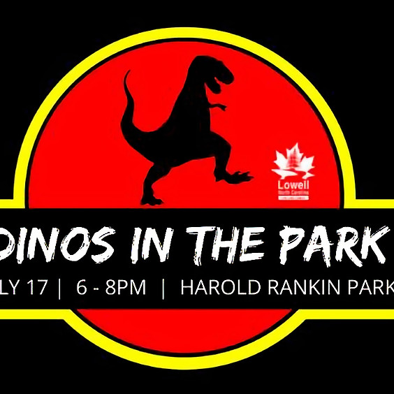 Dinos in the Park