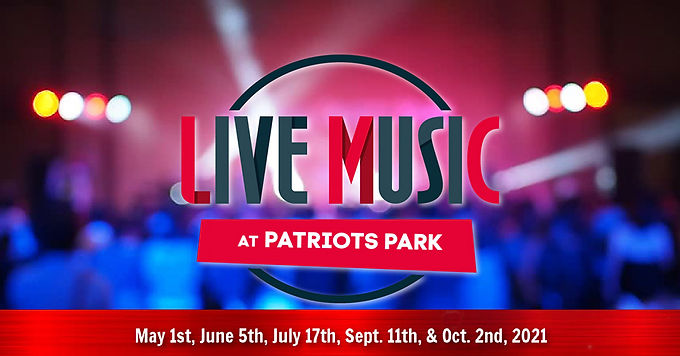 Live at Patriots Park Concert Series