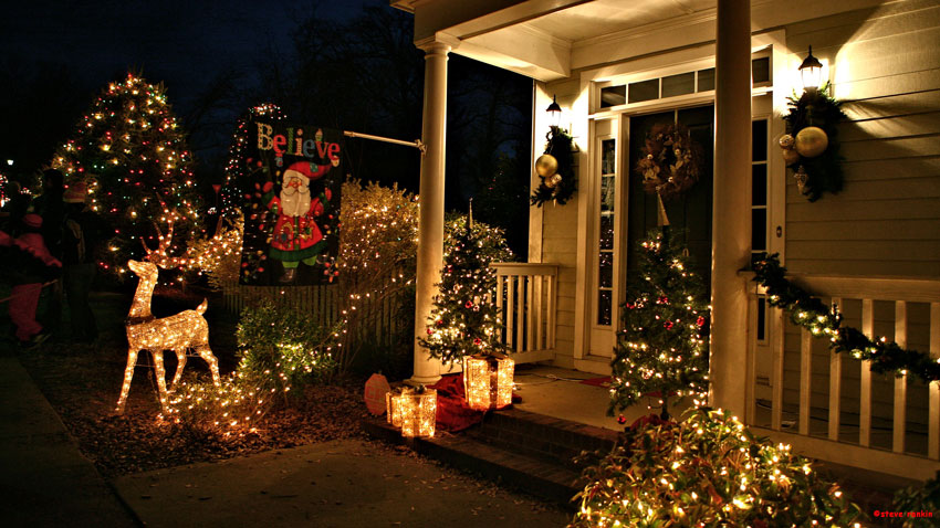 Christmastown-House