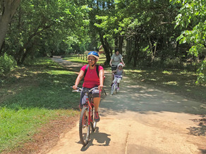 Carolina Thread Trail brings back National Trails Day