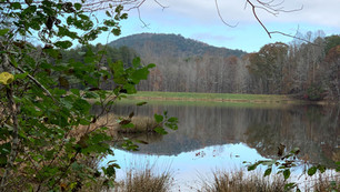 The Lake Loop at Crowders Mountain State Park