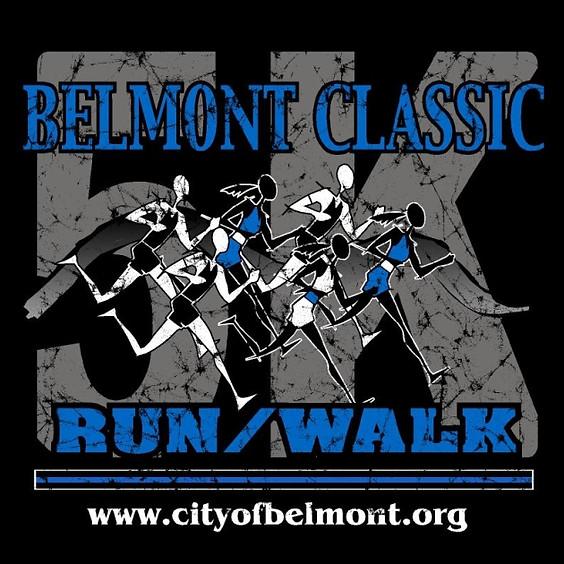 Belmont Classic 5K