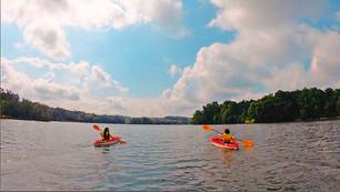 Paddling the Catawba River Blueway From Tuckasegee Park to Kevin Loftin Park