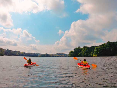 Paddling the Catawba River Blueway From Tuckasegee Park to Kevin Loftin Park