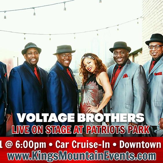 LIVE at Patriots Park FREE Concert Series