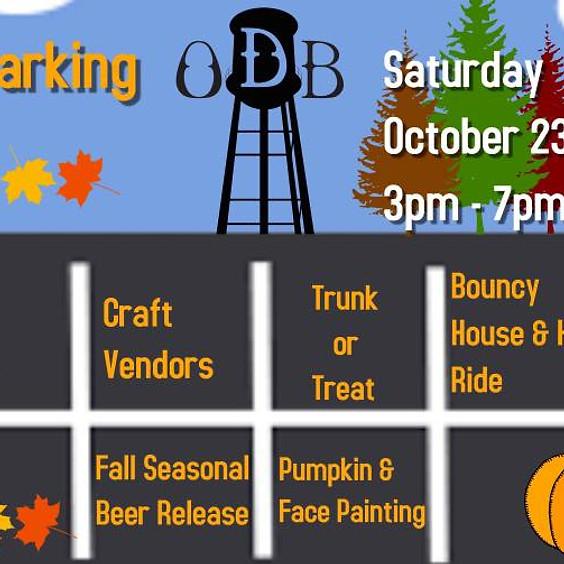 Fall Fest Parking Lot Party!