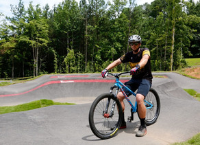 8 Tips for Making the Most of a Trip to the Poston Park Pump Track