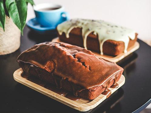 Brown Sugar Banana Loaf