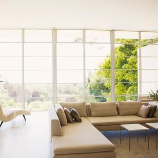 Wir bauen Ihnen ein helles Wohnzimmer