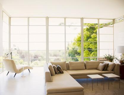 Living Room Window Film