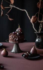 Ensaio Inverno - Bolinho de Chocolate 2.