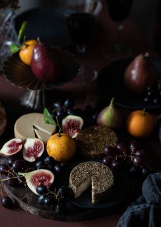 Ensaio Inverno - Tábua de Queijos e Frut