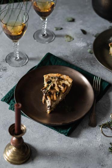 Ensaio Inverno - Torta de Cogumelos 3 ph