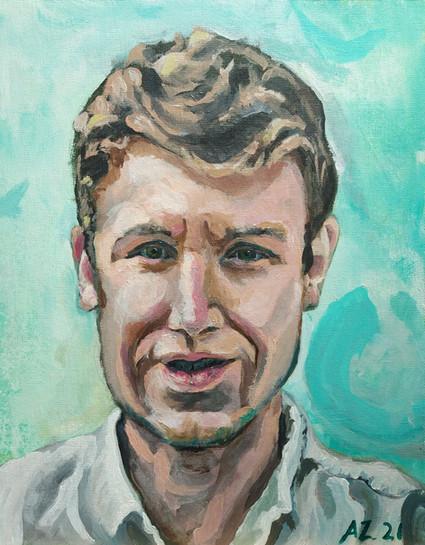 Portrait of Greg Andersen