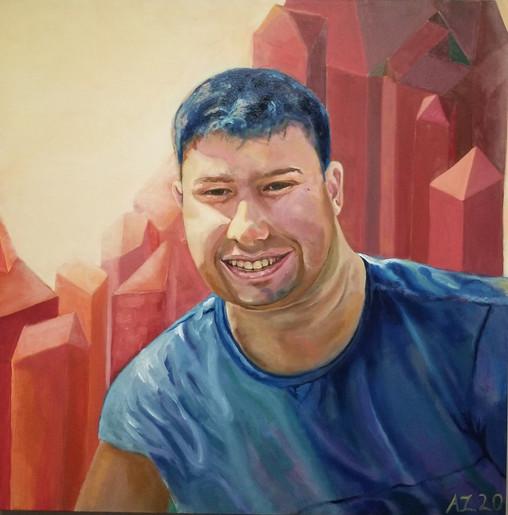 Self Portrait (2020)